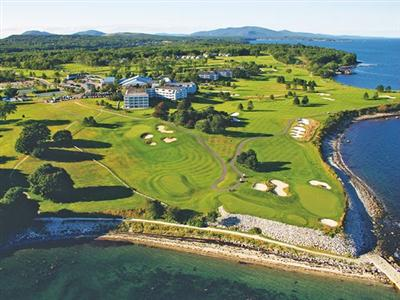 Samoset Resort, Rockport