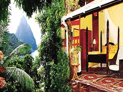 Mago Estate Hotel, Soufriere