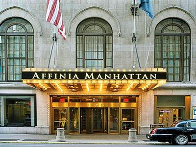Affinia Manhattan Hotel, New York City