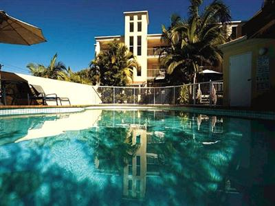 Koala Cove Holiday Apartments, Burleigh Heads
