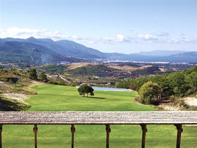 Kusadasi Golf and Country Club, Mevkii Soke