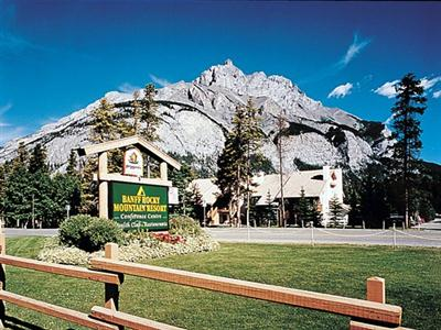 Banff Rocky Mountain Resort, Banff