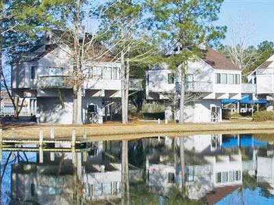 Waterwood Townhouses, New Bern