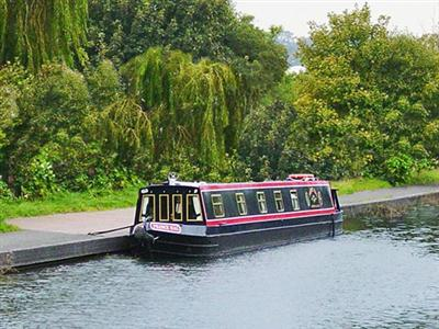Classic Narrowboats, Derbyshire