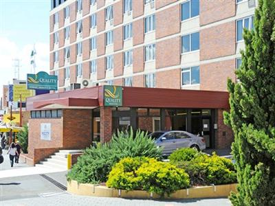 Quality Hobart Midcity Hotel-4 Night, Hobart
