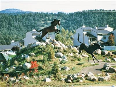 Champions' Run Condominiums, Ruidoso Downs