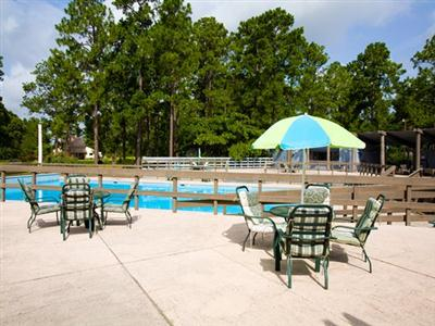 Rayburn Country Club Resort, Sam Rayburn