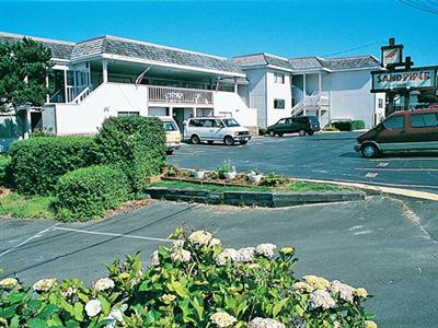 The Sandpiper Condominium, Lincoln City