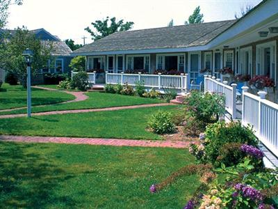 Brant Point Courtyard, Nantucket