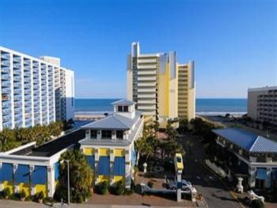 Sea Crest Oceanfront Resort, Myrtle Beach