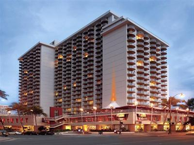Aston Waikiki Beach Hotel - Holiday Network, Honolulu