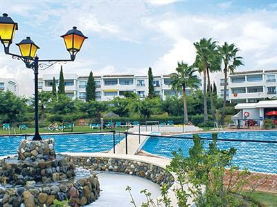 Miraflores Beach and Country Club, Malaga