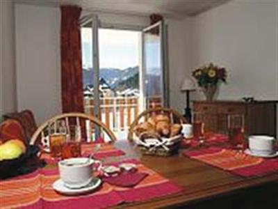 RESIDENCE LES BALCONS D'AX, Ax-Les-Thermes