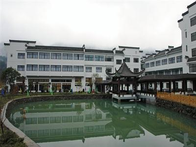 FVC @ Xiangxigu Holiday Village, Huangshan
