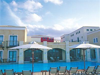 Plaza Spa Apartments, Rethymno