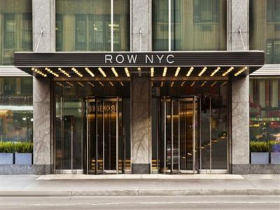 The Row Hotel NYC, New York City