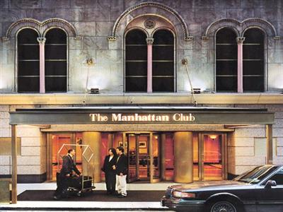 The Manhattan Club-4 Night, New York City