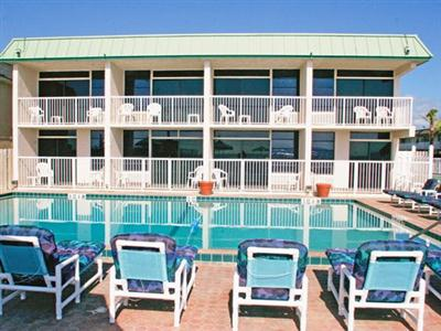 Sand and Surf Condominium, Daytona Beach