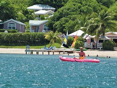 Chenay Bay Beach Resort, St. Croix