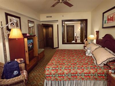 The Villas at Disney's Wilderness Lodge, Lake Buena Vista