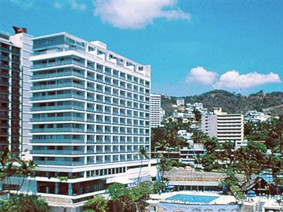 Bayview Club at El Presidente, Acapulco