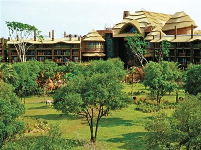 Disney's Animal Kingdom Villas, Lake Buena Vista